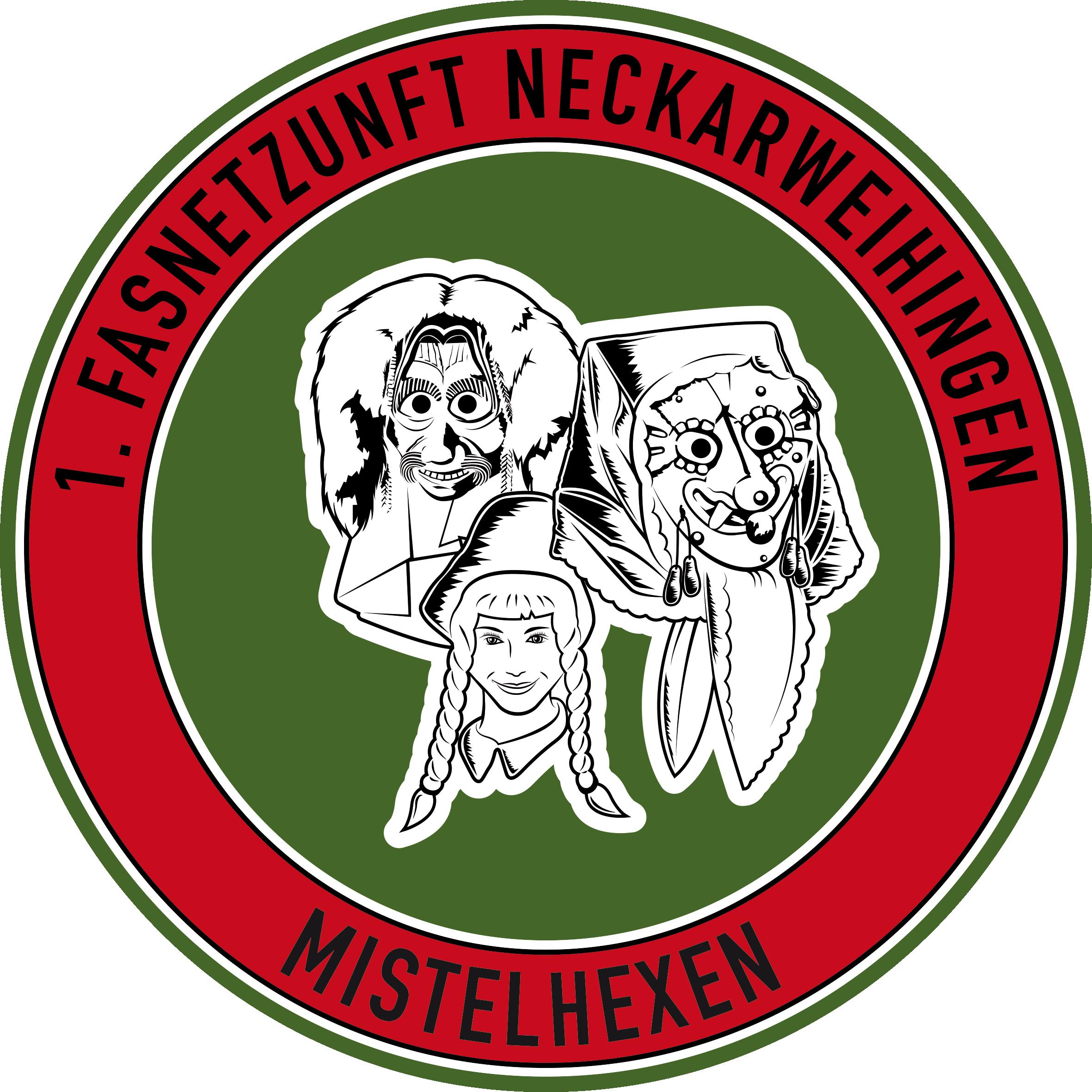 """1.Fasnetzunft Ludwigsburg- Neckarweihingen """"Mistelhexen"""" e.V."""