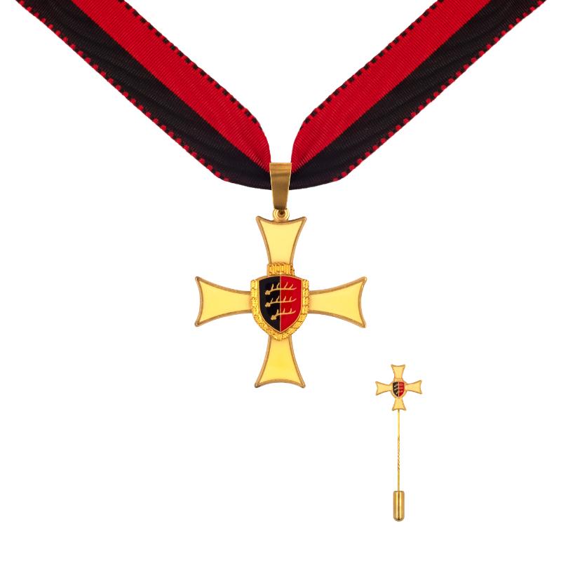 Großkreuz (inkl. Urkunde)