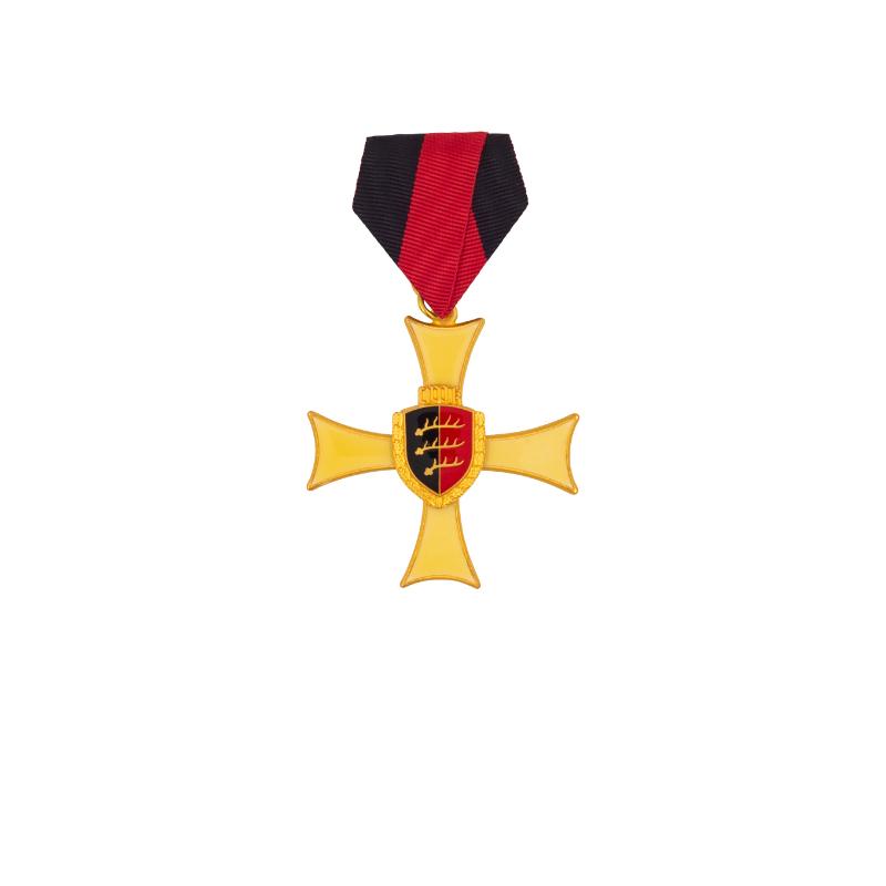 Großkreuz am Banddreieck (inkl. Urkunde)